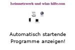 Automatisch startende Programme anzeigen lassen
