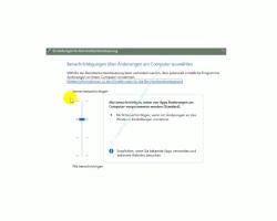 Die neue Benutzerverwaltung – Die Benutzerkontensteuerung Stufe 3