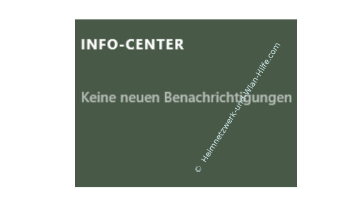Das Windows 10 Info-Center – Das Info-Center Fenster