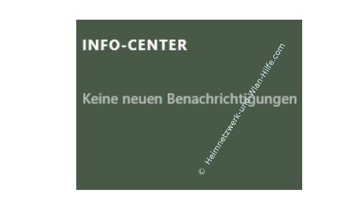 Das Windows 10 Info-Center – Das Info-Center Fenster