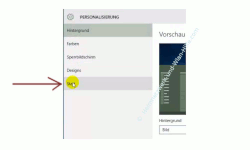 Windows 10 - Den Vollbildmodus des Startmenüs aktivieren – Das Menü Start im Menü Personalisierung