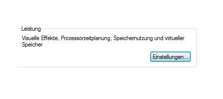 Die Windows 7 Auslagerungsdatei anpassen - Die Einstellungen der Auslagertungsdatei, des virtuellen Speichers