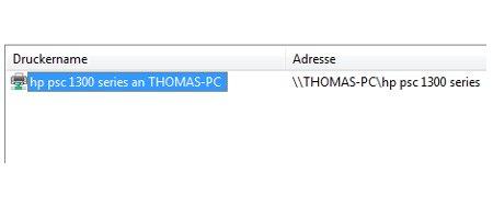 Heimnetzwerk Tutorials: Drucker im Windows 7 Netzwerk gemeinsam nutzen - Netzwerkdrucker installieren