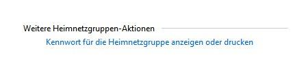 Heimnetzwerk Tutorials: Windows 7 Heimnetzwerk erstellen - Heimnetzgruppen Kennwort anzeigen