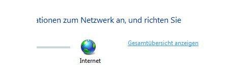 Heimnetzwerk Tutorials: Windows 7 Netzwerkübersicht mit dem Netzwerkcenter - Gesamtübersicht anzeigen