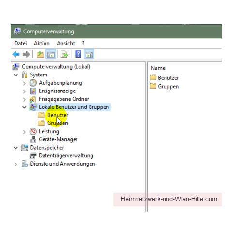 Windows 10 Tutorial: Alle Benutzer und Benutzergruppen anzeigen – Computerverwaltung, Lokale Benutzer und Gruppen