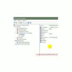 Windows 10 Tutorial: Alle Benutzer und Benutzergruppen anzeigen – Computerverwaltung, Lokale Benutzer