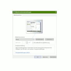 Windows 10 Tutorial- Sperrbildschirm konfigurieren - Bildschirmschonereinstellungen