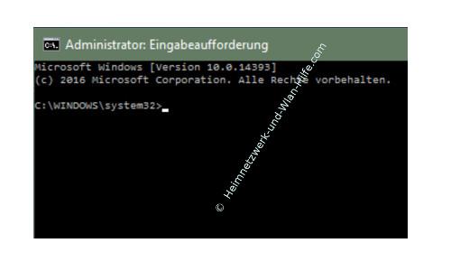 Windows 10 Tutorial - Das Bootmenü mit dem Bootmanager bcdedit konfigurieren – Die Eingabeaufforderung