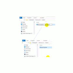 Windows 10 - Systemschnittstelle Alle Aufgaben im Startmenü integrieren – Die Verknüpfung Alle Aufgaben umbenennen