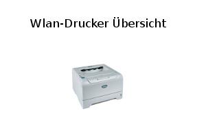 Wlan-Drucker Übersicht