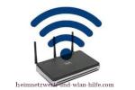 WLAN Funknetzwerk einrichten
