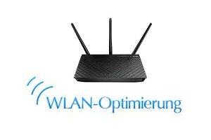 Einen Wlan-Router richtig positionieren