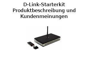 D-Link-Starterkit Wlan-Router pluse Wlan-Stick - Produktbeschreibung und Kundenmeinungen