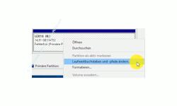 Windows 10 Tutorial - Einen USB-Stick Datenträger oder anderes Laufwerk ohne die Vergabe eines Laufwerksbuchstabens in dein System einbinden! - Befehl Laufwerksbuchstaben und -pfade andern