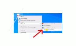 Windows 10 Tutorial - Warum werden PDF-Dateien im Edge-Browser geöffnet? Falsche Dateizuweisungen richtig konfigurieren! - Der Befehl Öffnen mit - Andere App auswählen