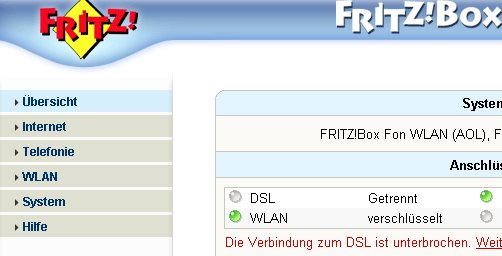 Netzwerk-Anleitung: Ausstrahlung des Wlan-Netzwerknamens verhindern! Fritzbox Konfigurationsmenü