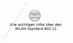 Wlan-Netzwerk Anleitungen: Aufbau eines Wlan-Netzwerkes - IEEE 802.11 Wlan-Standards