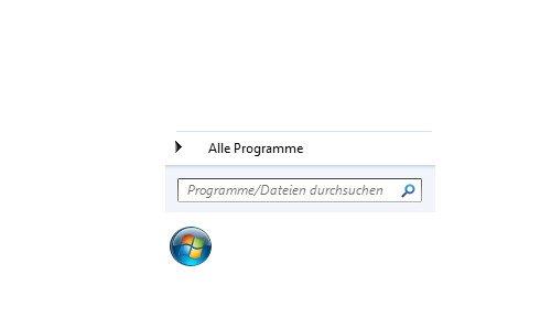 Netzwerk Tutorials: Ein sicheres Heimnetzwerk durch einen sicher konfigurierten Router - Liste aller Programme unter Windows 7 anzeigen