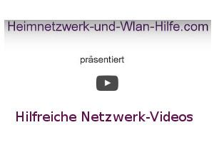 Netzwerk Videos - Anleitungen und Tutorials