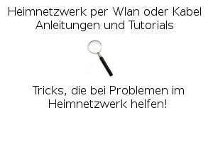 Tricks, die bei Problemen im Heimnetzwerk helfen!