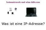 Was ist eine IP-Adresse? Wo und wie kann ich eine IP-Adresse ändern?