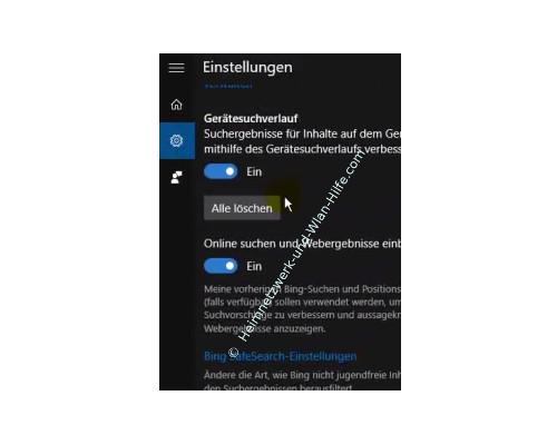 Windows 10 – Das Startmenü, Cortana und Virtuelle Desktops – Schnellzugriff auf die Suchoptionen