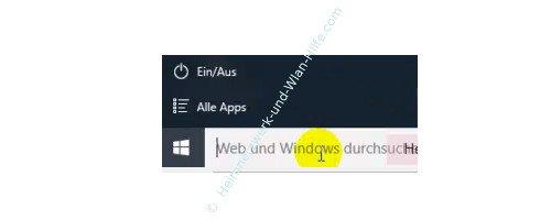 Windows 10 – Das Startmenü, Cortana und Virtuelle Desktops – Suchassistent Cortana