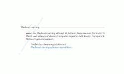 Windows Tutorials und Anleitungen: Windows 7 Berechtigungen konfigurieren - Freigabeeinstellung Option Medienstreaming
