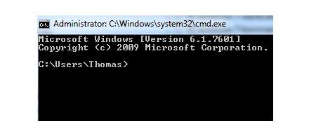 Netzwerk Anleitungen: Aktivität eines Rechners mit dem Systembefehl Ping prüfen - Windows 7 Kommandozeile