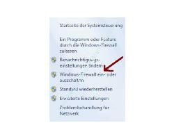 Heimnetzwerk Tutorials: Wichtige Sicherheitskonfigurationen in deinem Computer-Heimnetzwerk - Windows 7 Firewall ein- und ausschalten