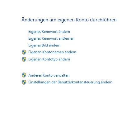 Windows Tutorials: Benutzerkonto mit Systembefehl net user anlegen - Windows 7 Systemsteuerung Anderes Benutzerkonto verwalten