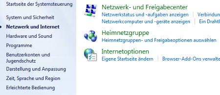 Heimnetzwerk Tutorials: Windows 7 Heimnetzwerk erstellen - Heimnetzgruppe anlegen