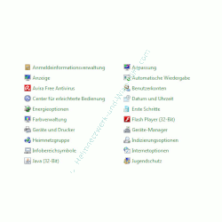 Heimnetzwerk Tutorials: Wichtige Sicherheitskonfigurationen in deinem Computer-Heimnetzwerk - Windows 7 Systemsteuerung Übersicht