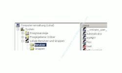 Anleitung: Windows Benutzerkonto einrichten - Computerverwaltung - Benutzer unter Lokale Benutzer und Gruppen