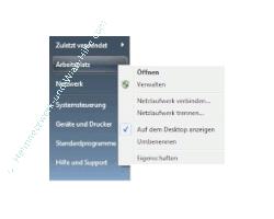 Windows 7 Dienste aktivieren oder deaktivieren - Arbeitsplatz verwalten