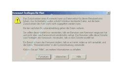 Netzwerk-Anleitung: Windows Passwort über die zentrale Gruppenverwaltung ändern! Computerverwaltung - Kontextmenü Benutzer - Kennwort festlegen - Warnmeldung und Button Fortsetzen