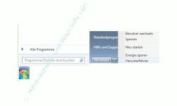 Windows Tutorials und Anleitungen: Computer per Netzschalter herunterfahren