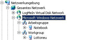 Netzwerk Tutorials: Windows 7 Heimnetzgruppe beitreten - Arbeitsgruppe im Explorer anzeigen