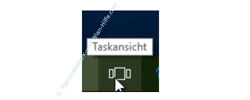 Windows 10 - Wichtige erste Anlaufstellen – Die Task-Ansicht in der Taskleiste