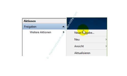 Windows 10 Tutorial: Alle Freigaben anzeigen – Eine neue Freigabe erstellen bzw. einrichten