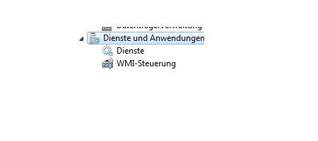 Windows 7 Dienste aktivieren oder deaktivieren - Computerverwaltung Dienste und Anwendungen