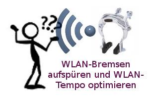 WLAN-Netzwerktempo optimieren!