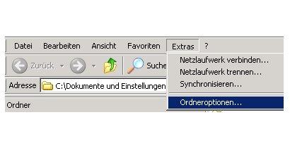 Netzwerk Anleitung: Zugriffsberechtigungen für Dateien und Ordner unter Windows vergeben! Explorer - Ordneroptionen